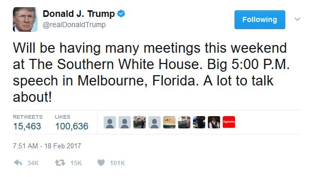 southern white house